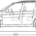 BMW E53 / X5, 2000-2006