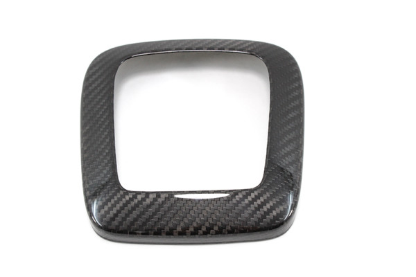 Carbon fiber PORSCHE Cayenne 955/957 shift gate cover