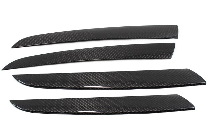 Koshi Group Llc Carbon Fiber Bmw X6 Door Trim Kit Covers