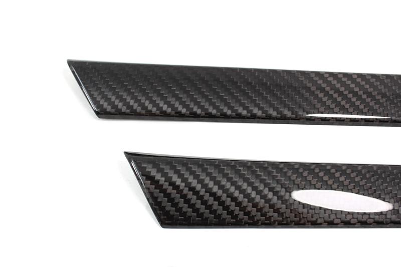 Carbon Fiber Bmw E71 X6 Silver Part Door Trim Cover Sku