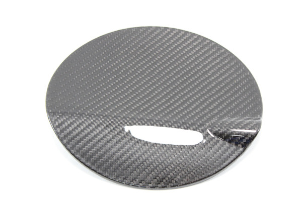 Carbon fiber BMW E87 fuel-in flap