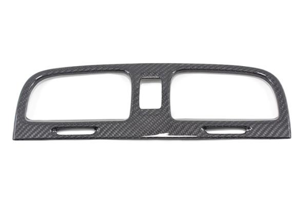 Carbon fiber Golf 6 fresh air vent cover