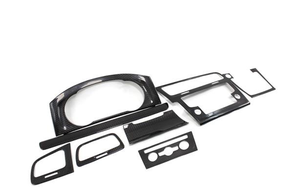 Carbon fiber Golf 7 interior decorative trim kit