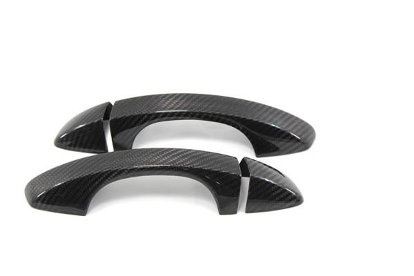 Carbon fiber VW Golf mk7 door handles cover