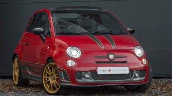 ABARTH 695 Aperta by Wim Prins - Koshi Group LLC