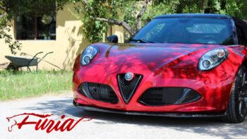 Alfa Romeo 4C Spider FURIA