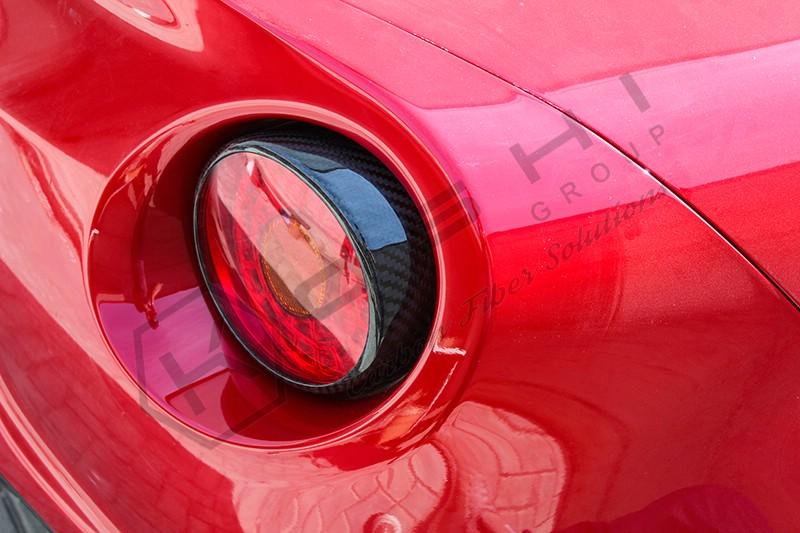 Koshi Group Llc Carbon Fiber Alfa Romeo 4c Taillight