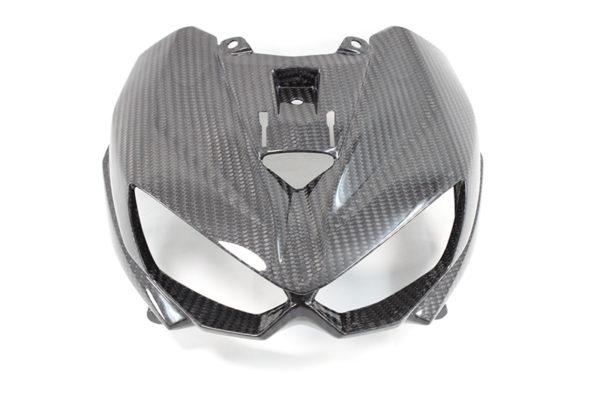 Carbon fiber Kawasaki Z1000 front fairing