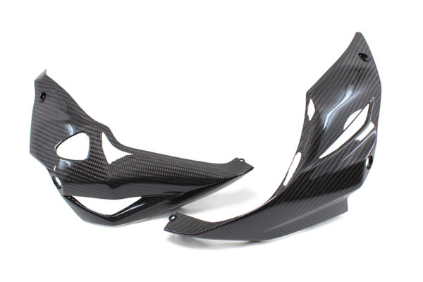 Carbon fiber Kawasaki Z1000 belly pan