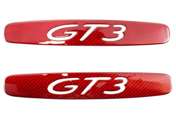 red battitacco carbon fiber gt3 911 porsche door sills